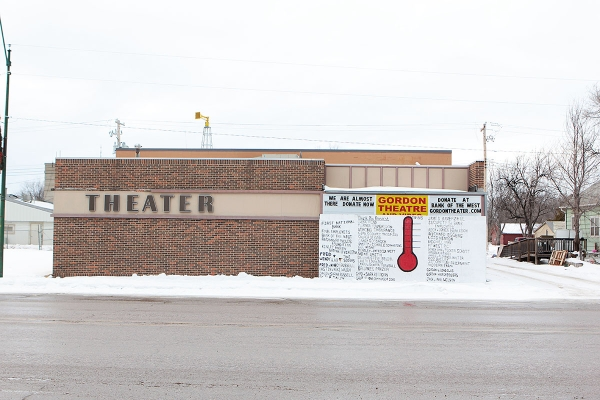 Gordon Theater meets fundraising goal